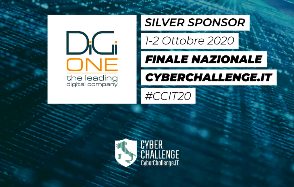 DiGi ONE silver sponsor of the Cyberchallenge program